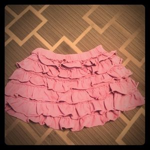 Old Navy Girls Purple Skirt Size Small 6-7